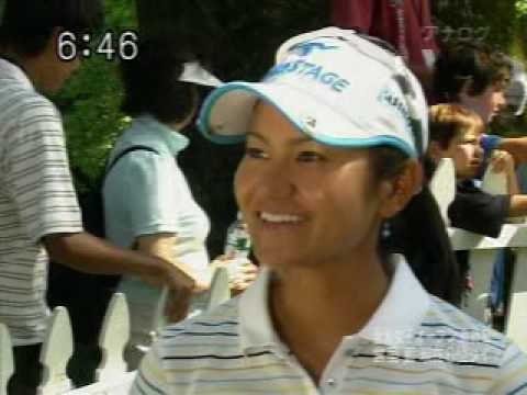 2019KPMG女子PGA選手権/新星ハナ・グリーン、トップ独走