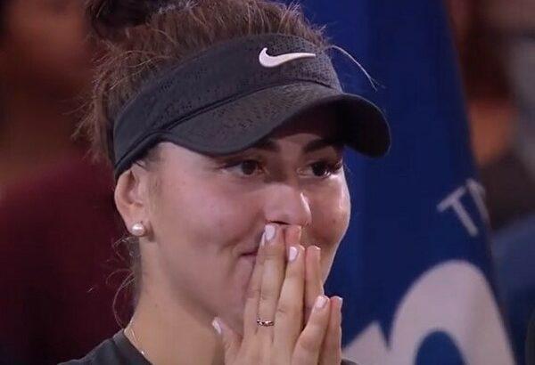 2019全米オープンテニス/19歳新女王アンドリースク誕生