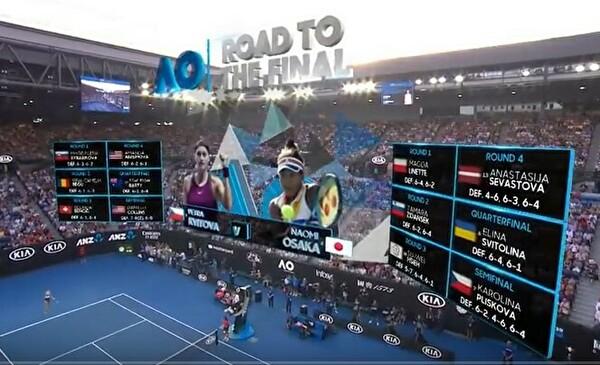WTA女子テニス2020/開催日程・大坂世界ランク3位