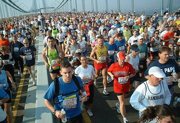 ニューヨークマラソン2019/男子女子結果速報