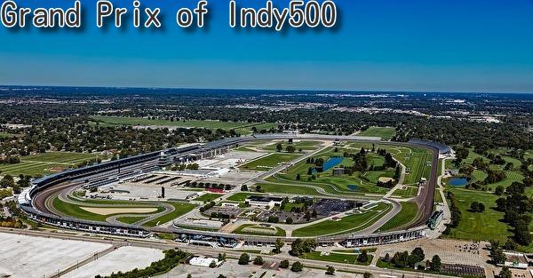 インディカー2021結果速報/第5戦ハーベストGP・インディアナポリス